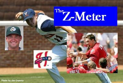 The Z-Meter 8/23/2009 – Long Time, No See Edition