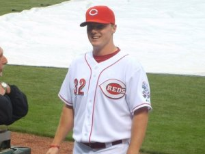 Jay Bruce courtesy of Diamond Hoggers