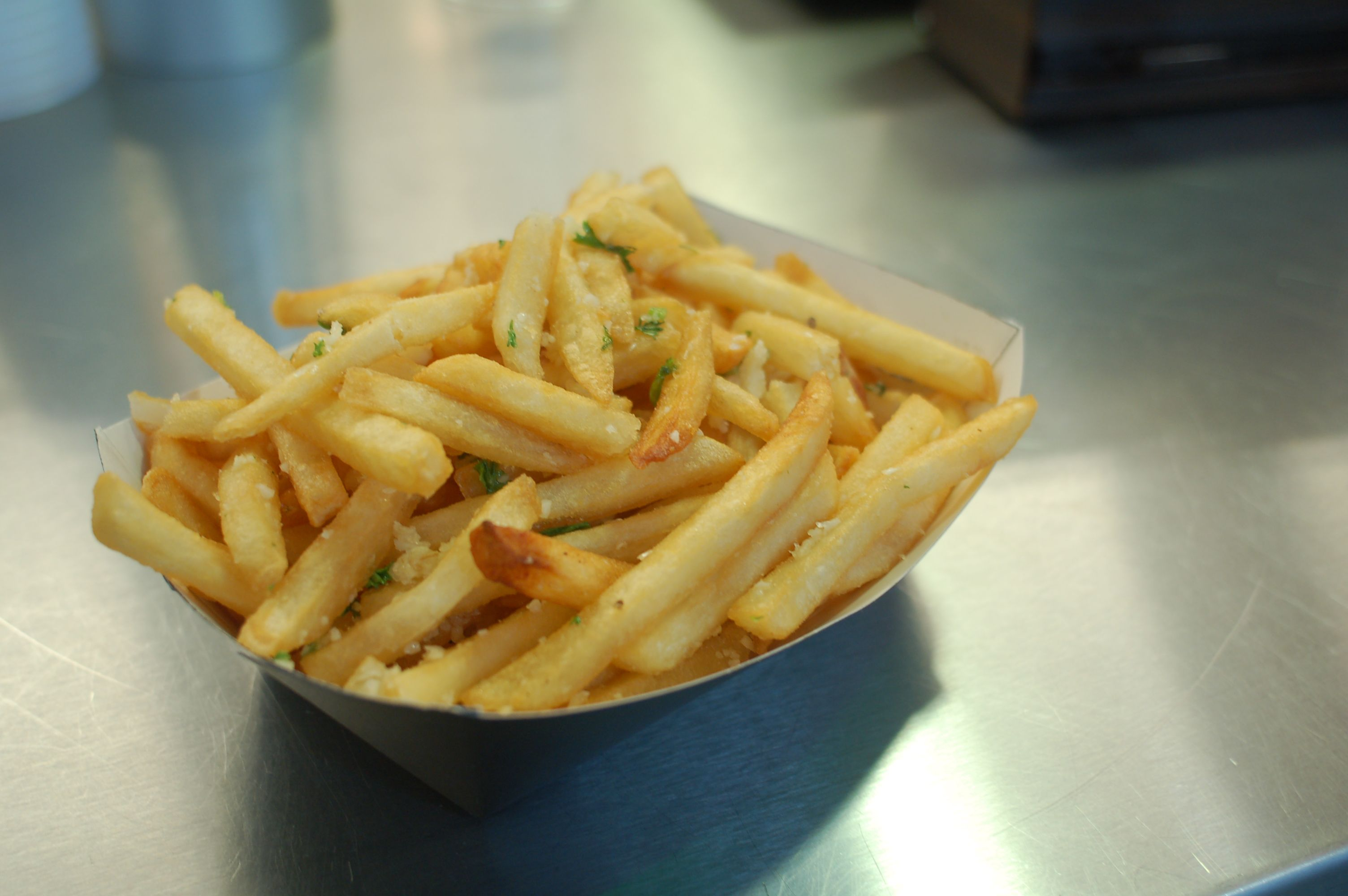 Garlic Fries Recipes — Dishmaps