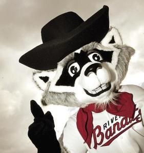 bandits mascot jcBandits